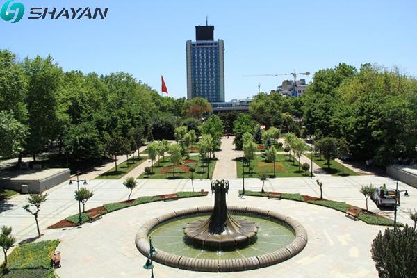 پارک گزی استانبول