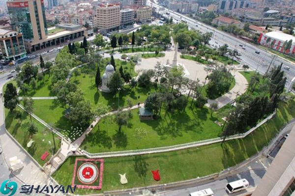 پارک تکسیم