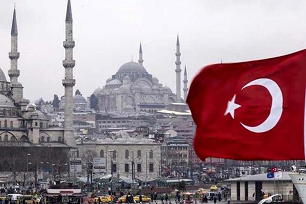 معرفی کشور ترکیه