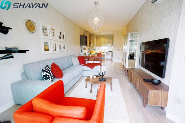 آپارتمان لوکس در استانبول