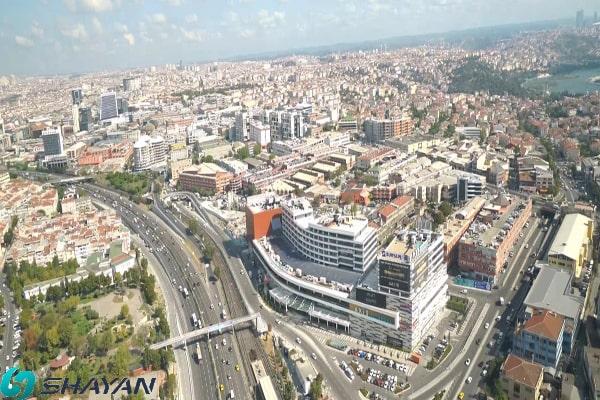 اپارتمان لوکس در استانبول
